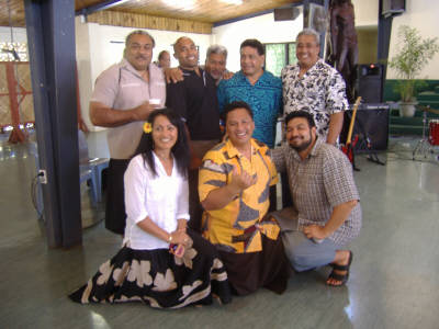 Samoan missionaries serving around the world