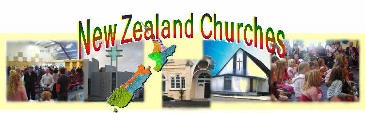 New Zealand Churches