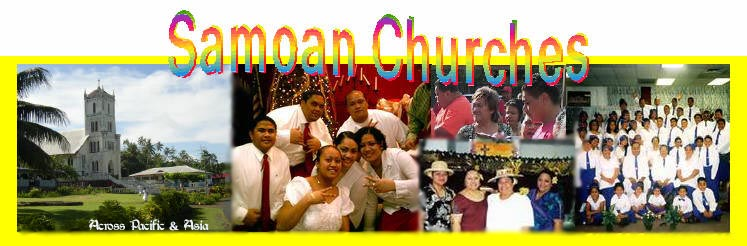 Samoan Churches APA