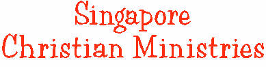 Singapore Christian Ministries