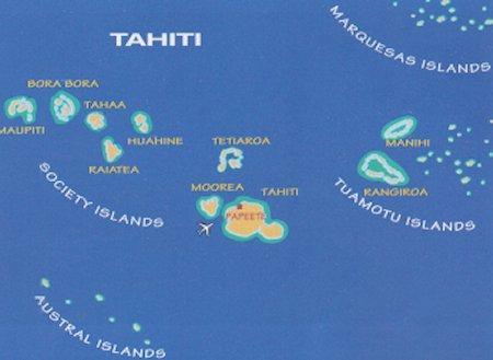 Tahiti Churches