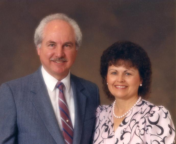 Don and Patti Hall