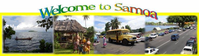 Across Samoa
